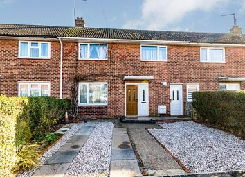 Thumbnail 3 bed terraced house for sale in Larchwood Crescent, Lincoln