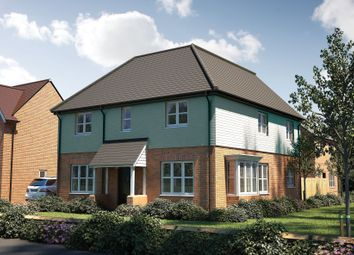 """Thumbnail 4 bed detached house for sale in """"The Osterley"""" at Oak Tree Road, Hugglescote, Coalville"""