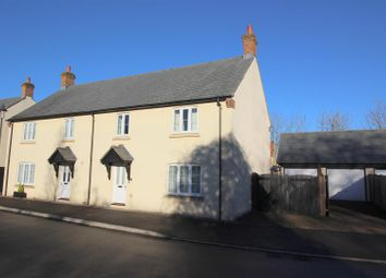 Thumbnail 3 bed semi-detached house for sale in Chapel Street, Derry Hill, Calne