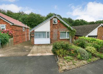 Thumbnail 3 bed bungalow for sale in Stonelow Road, Dronfield, Derbyshire