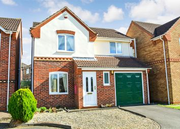 Thumbnail 3 bed detached house for sale in Burdock Road, Scunthorpe