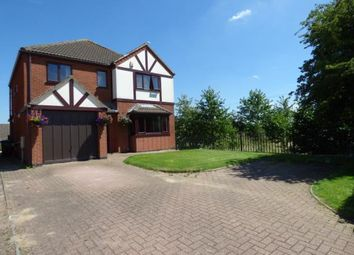 Thumbnail 4 bedroom detached house for sale in Broughton Road, Croft, Leicester, Leicestershire