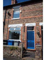 Thumbnail 2 bed terraced house to rent in Brunswick Road, Altrincham