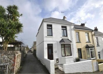 Thumbnail 3 bed terraced house to rent in Berkely Hill, Falmouth
