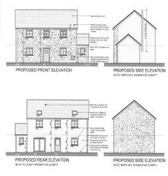 Thumbnail 3 bed detached house for sale in Pencelli, Brecon