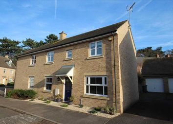 Thumbnail 3 bed semi-detached house for sale in Potters Approach, Grange Farm, Kesgrave, Ipswich