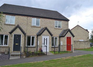 Thumbnail 2 bed town house for sale in Dove Way, Waterhouses, Stoke-On-Trent