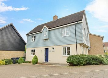 Thumbnail 3 bedroom end terrace house for sale in Stokes Drive, Godmanchester, Huntingdon