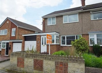 Thumbnail 3 bed semi-detached house for sale in Robin Place, Sheffield