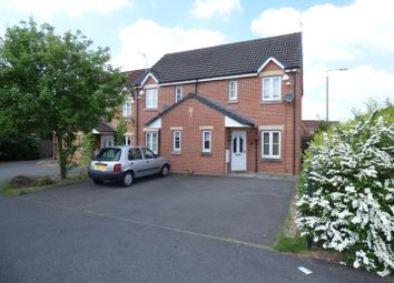 Thumbnail 2 bed semi-detached house to rent in Kiwi Drive, Alvaston, Derby