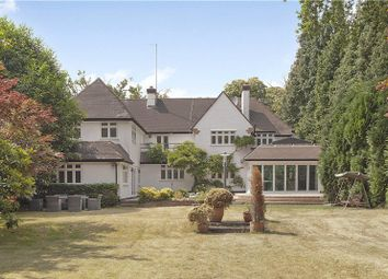 Thumbnail 5 bed detached house to rent in Seven Hills Road, Cobham, Surrey