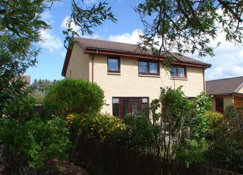Thumbnail 3 bed semi-detached house for sale in Brechan Rig, Elgin, Moray