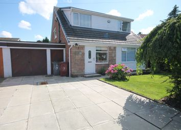 Thumbnail 3 bedroom detached house for sale in Teynham Avenue, Knowsley, Prescot
