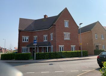 Thumbnail 5 bedroom shared accommodation to rent in New Cardington, Bedford