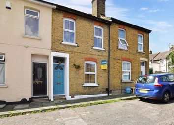 Thumbnail 2 bed terraced house for sale in East Street, Chatham, Kent
