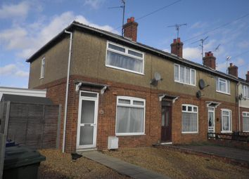 Thumbnail 2 bed terraced house to rent in Deerfield Road, March