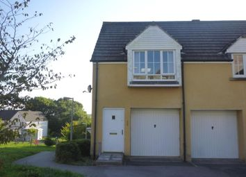 Thumbnail 2 bedroom flat to rent in Larcombe Road, St. Austell