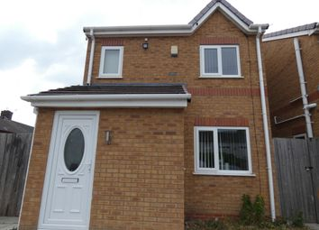 Thumbnail 3 bed detached house for sale in Roman Way, Kirkby, Liverpool