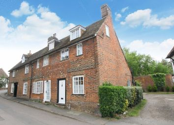Thumbnail 2 bed cottage for sale in Rattington Street, Chartham, Canterbury