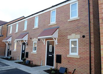 "Thumbnail 2 bed terraced house for sale in ""The Morden  "" at Clovelly Road, Atlantic Park, Bideford"