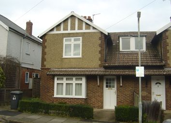 Thumbnail 5 bedroom semi-detached house to rent in Beverley Road, Canterbury