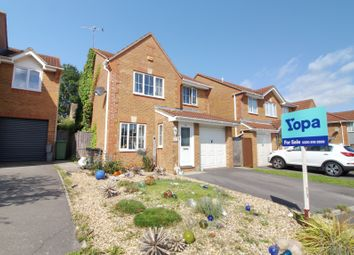 Thumbnail 3 bed detached house for sale in Bakers Ground, Stoke Gifford, Bristol