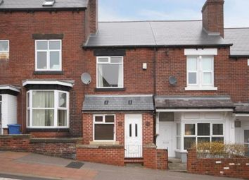 Thumbnail 3 bed terraced house for sale in Greystones Road, Sheffield, South Yorkshire