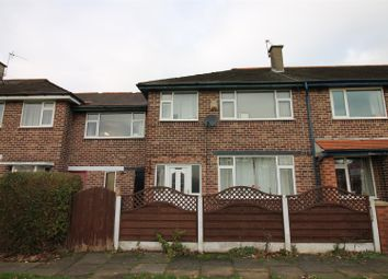 Thumbnail 4 bed terraced house for sale in Lowther Gardens, Urmston, Manchester