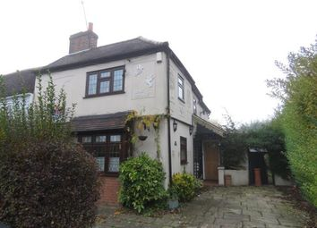 Thumbnail 2 bed semi-detached house for sale in Hainault Road, Chigwell
