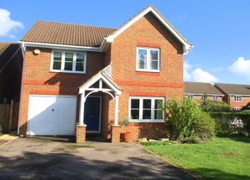 Thumbnail 4 bed detached house for sale in Roebuck Avenue, Fareham