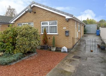 Thumbnail 2 bed detached bungalow for sale in Mills Close, Draycott, Derby