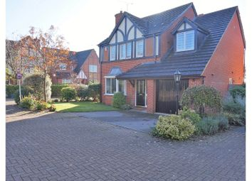 Thumbnail 4 bed detached house for sale in Batten Place, Oxford