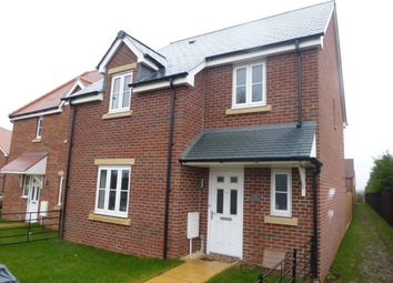 Thumbnail 4 bed semi-detached house for sale in Brooklands, Chippenham