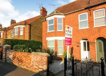 3 bed semi-detached house for sale in Poplar Avenue, Heacham, King's Lynn PE31