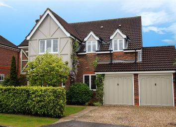 Thumbnail 5 bed detached house for sale in Royal Chase, York