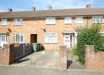 Thumbnail 3 bed terraced house to rent in Cample Lane, South Ockendon
