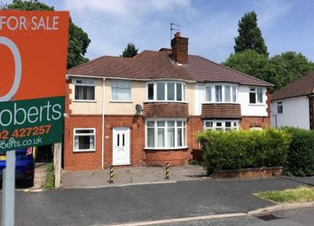 Thumbnail 3 bedroom semi-detached house to rent in Fairview Road, Penn, Wolverhampton
