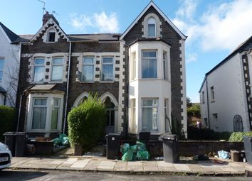 1 bed flat to rent in Gordon Road, Cathays, Cardiff CF24