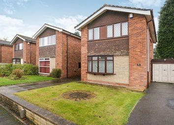 Thumbnail 3 bedroom detached house for sale in Deborah Close, Wolverhampton