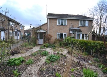 Thumbnail 2 bed semi-detached house for sale in Blackthorn Drive, Leicester
