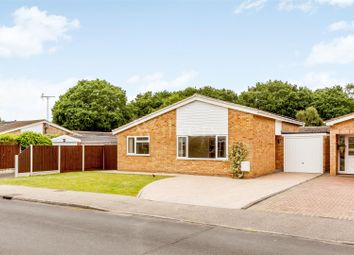 Thumbnail 3 bed bungalow for sale in Leigh Drive, Wickham Bishops, Witham