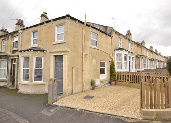 Thumbnail 2 bedroom end terrace house for sale in Lorne Road, Bath, Somerset