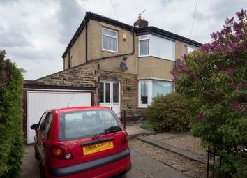 Thumbnail 3 bed semi-detached house for sale in High House Road, Bradford