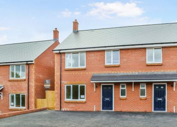 4 bed semi-detached house for sale in Higher Mill Lane, Cullompton EX15