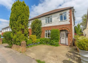 Thumbnail 4 bed semi-detached house for sale in Spencer Road, Caterham