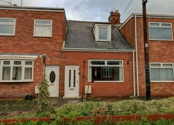 Thumbnail 2 bed terraced house for sale in Ewe Hill Terrace, Fencehouses, Houghton Le Spring
