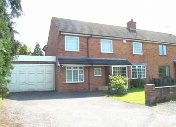 Thumbnail 3 bed semi-detached house to rent in Kings Coughton, Alcester