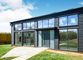 Thumbnail 4 bedroom barn conversion for sale in Breach Barns Lane, Waltham Abbey