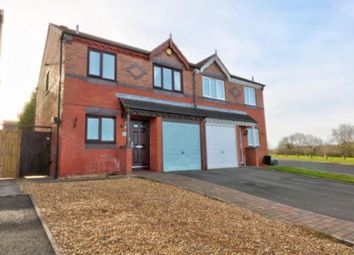 Thumbnail 3 bed semi-detached house for sale in Marlborough Way, Newdale, Telford