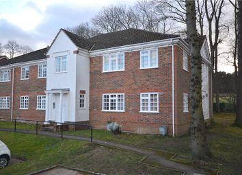 Thumbnail 1 bed flat for sale in Hawkesworth Drive, Bagshot, Surrey